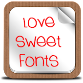 Love Sweet Fonts