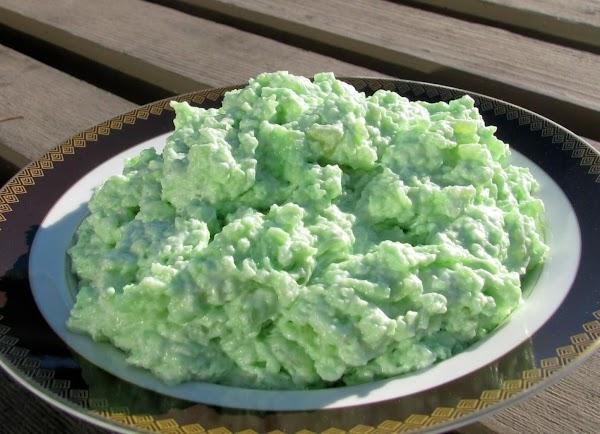 Lime Jello Salad Aka The Green Stuff Recipe