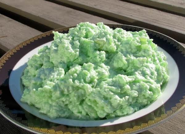 Lime Jello Salad Aka The Green Stuff