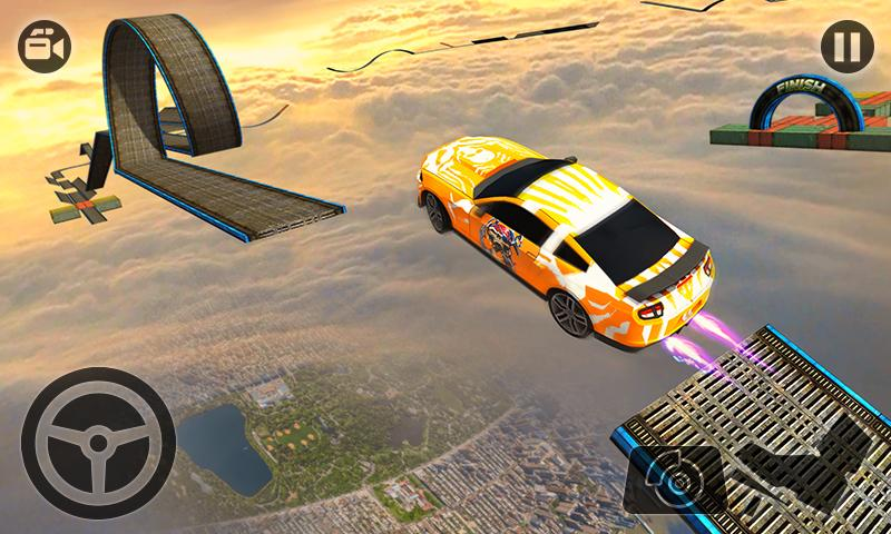 Impossible Stunt Car Tracks 3d Android Apps On Google Play