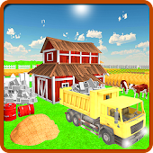 Village Farm Construction Sim
