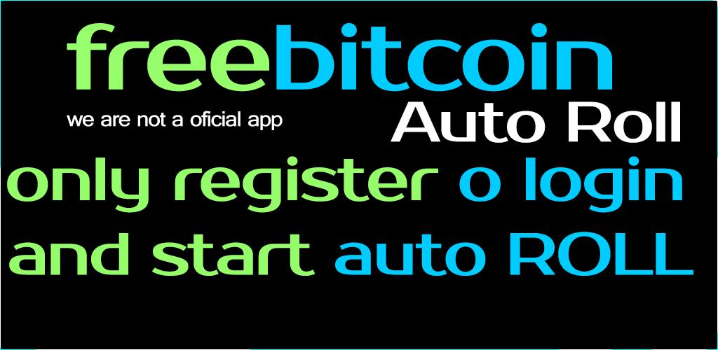 FreeBitcoin Auto Roll