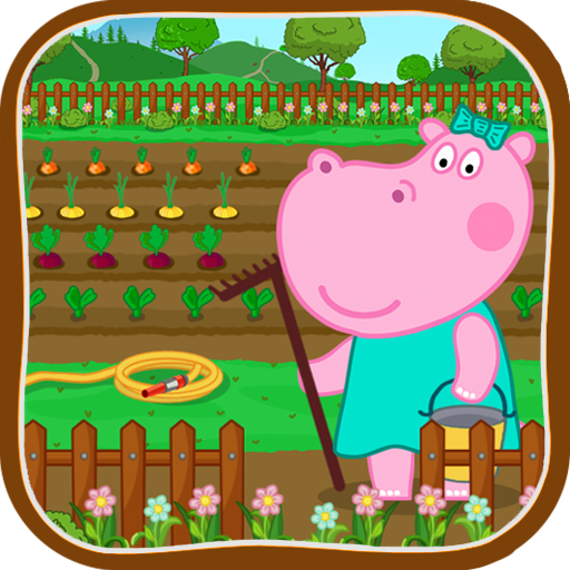 Kids family farm
