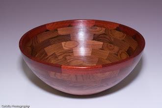 Photo: Stan Sherman - Segmented Bowl