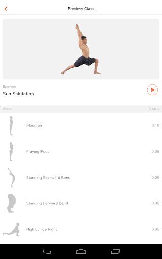 Yoga - Track Yoga  screenshots 7