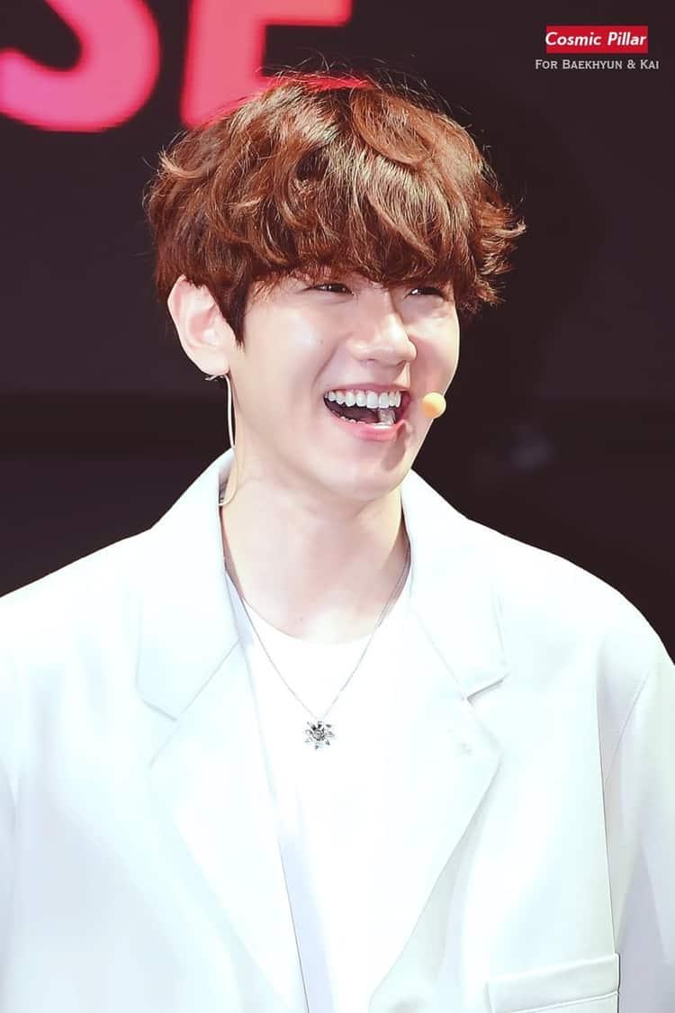 baekhyun smile