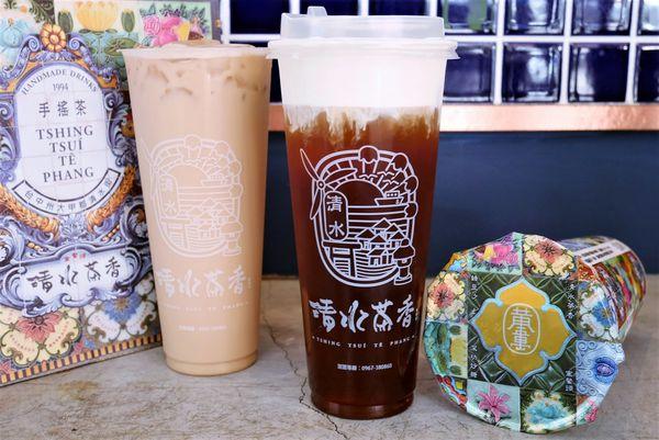 清水茶香(延吉店)