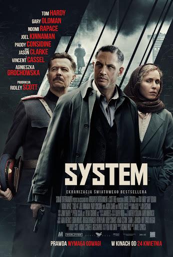 Polski plakat filmu 'System'