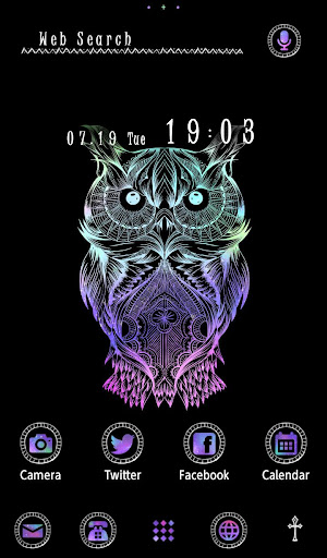免費下載個人化APP|Galaxy Owl +HOME Theme app開箱文|APP開箱王