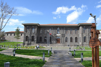 Photo: The old Turkish infamous prison in Amed/Diyarbakir