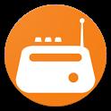 Lazio Radio, Stations, Tuner, Rajio icon