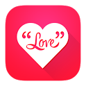 Love Wallpapers and Quotes icon