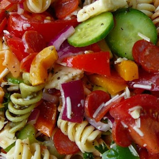 Cold Pasta Salad Mustard Recipes