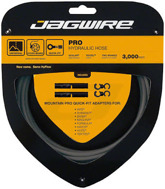 Jagwire Mountain Pro Disc Hose 3m Requires Mountain Pro Quick-Fit Kit alternate image 12