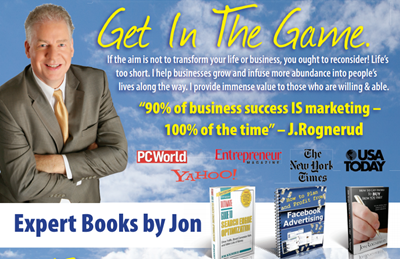 jon rognerud books author