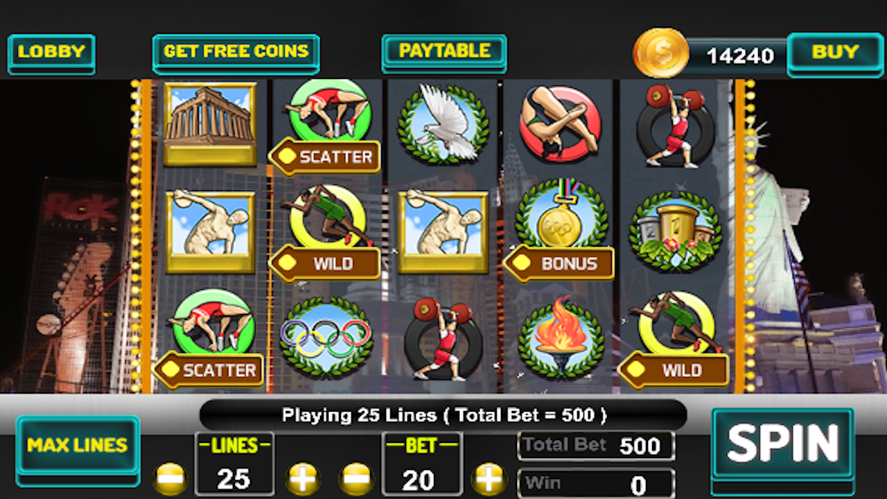 Casino Slot Galaxy 777: Free 2- screenshot