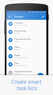 Chaos Control - GTD To-Do List- screenshot thumbnail