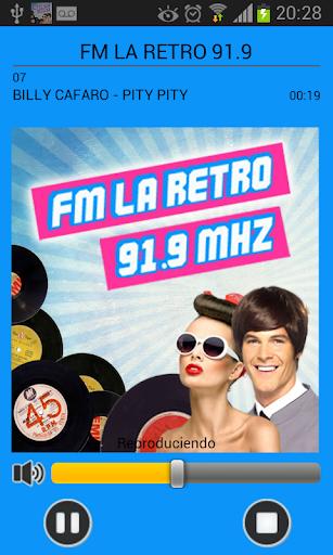 FM LA RETRO 91.9