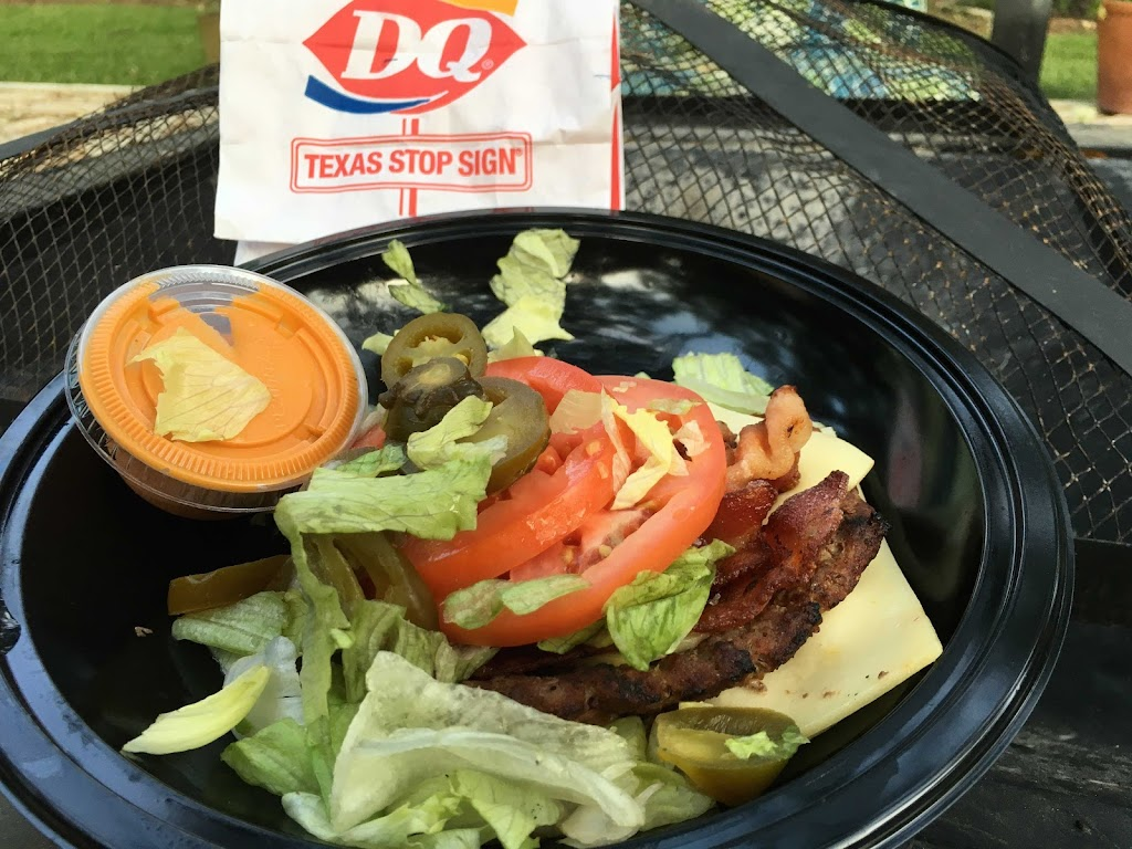 Keto Fast Food Guide - Dairy Queen