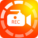 Screen Recorder Capture Display Phone Video Editor icon