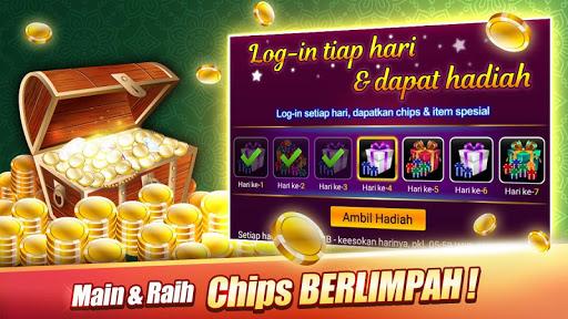 2020 Luxy Domino Poker Gaple Qiuqiu Qq 99 Android App Download Latest