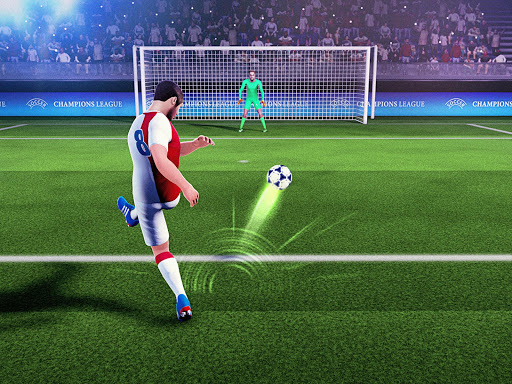 Champions FreeKick League 2018  gameplay | by HackJr.Pw 6