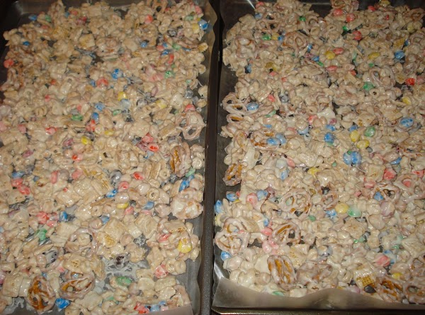 Vanilla Snack Mix Recipe