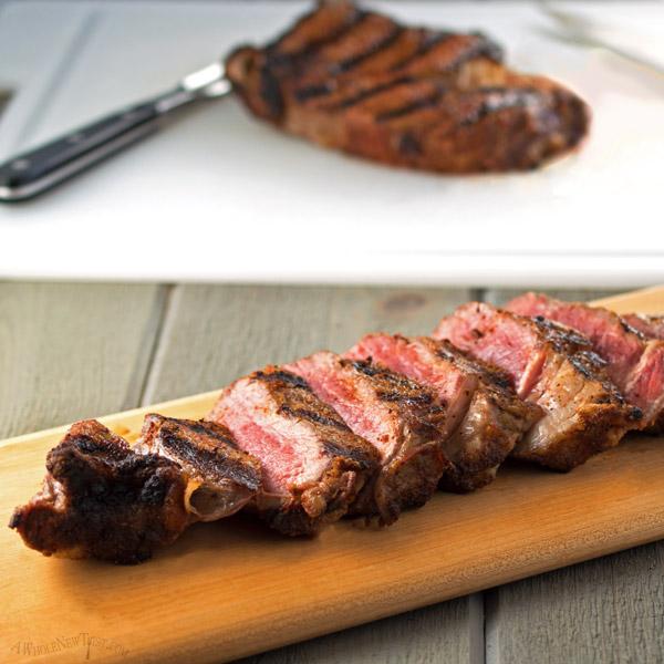 Best Steak Rub Ever Recipe