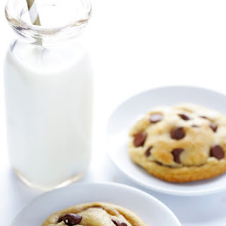 Coconut Oil Chocolate Chip Cookies.