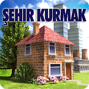 Köy Şehri - Ada Simi Sim Village City Island Build