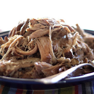 Italian Red Wine Pork Roast.