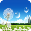 Dandelion In The Wind icon