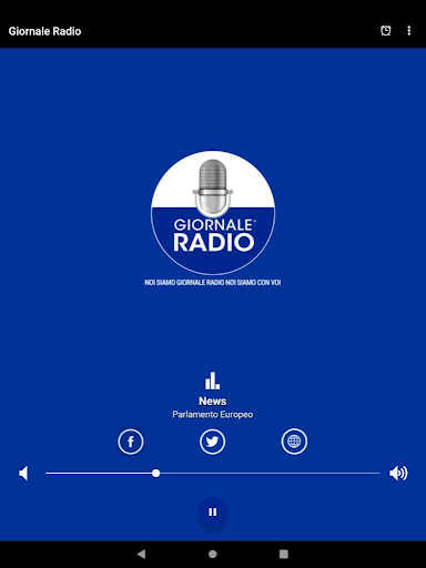 Giornale Radio screenshot 6
