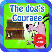The Dog's Courage! New Version