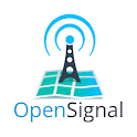 OpenSignal - 3G, 4G & 5G Signal & WiFi Speed Test icon