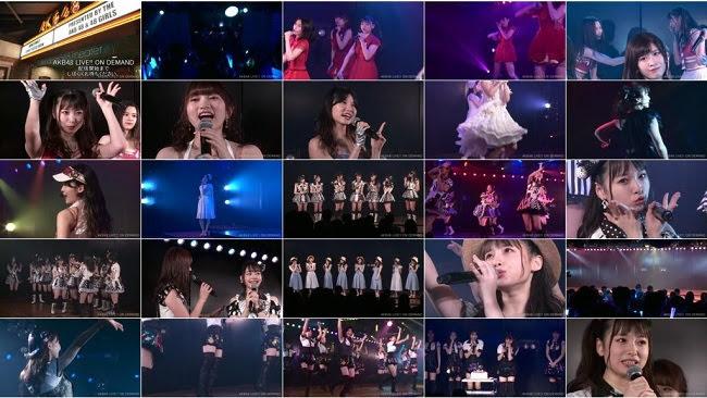 191202 (720p) AKB48 岩立チームB「シアターの女神」公演 久保怜音 生誕祭