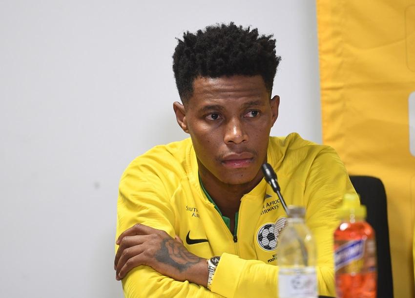 Bongani Zungu facing Bafana uncertainty after Covid-19 indiscretion at Glasgow Rangers