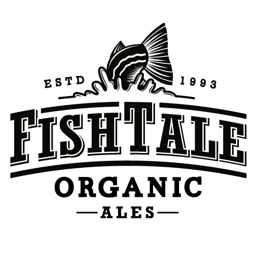 Logo of Fish Tale Organic IPA