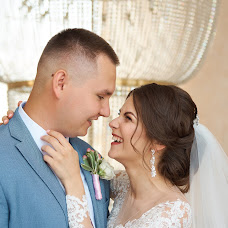 Wedding photographer Masha Vasileva (masynye). Photo of 01.07.2018