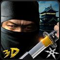 City Ninja Assassin Warrior 3D icon