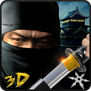 City Ninja Assassin Warrior 3D for PC and MAC