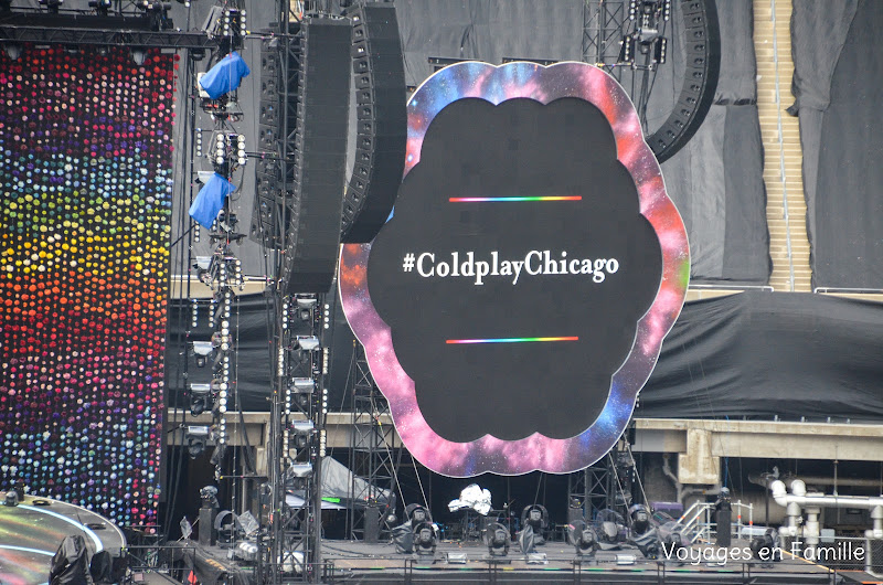 Coldplay soldier field