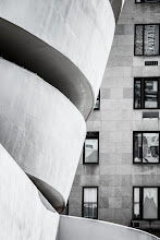 Photo: A shot of the Guggenheim Museum taken on a recent trip to New York City.