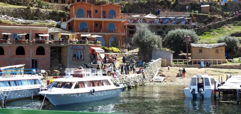 puerto | TOUR ISLA DEL SOL