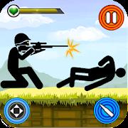 عصا الرجل قناص اطلاق الرصاص - ألعاب Stickman