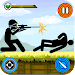 Stickman Shooting Gun Game 2020 – Shooting Games icon