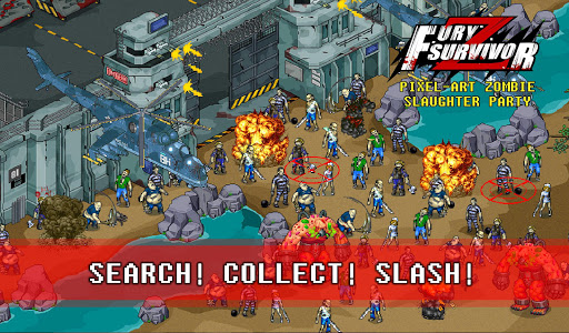 Fury Survivor: Pixel Z 1.061 screenshots 2