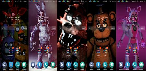 Descargar Fnaf Freddy X Foxy X Bonnie Hd Wallpaper Para Pc