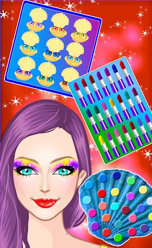 Mermaid Princess Makeup and Dress up  screenshots 11