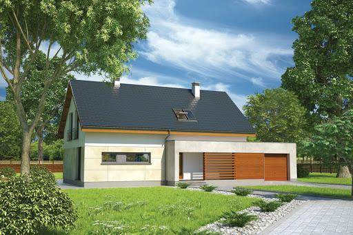 projekt Specjalny - energooszczędny - EM156